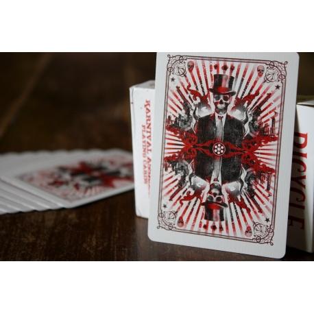 Bicycle Karnival Assassins speelkaarten