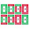 Stickers voor bridgeboards