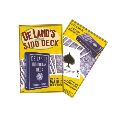 De Land's original $100 deck
