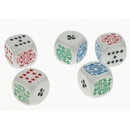 Pokerstenen 16 mm.
