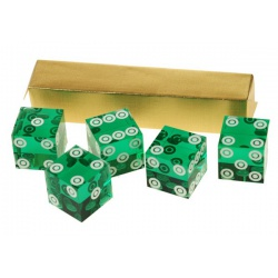 "Precision Dice ""Bird Eye"""