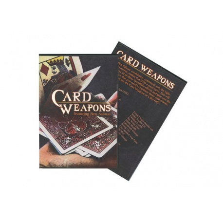 Card Weapons