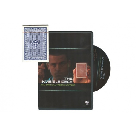 The Invisible Deck DVD