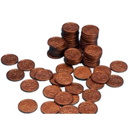 Nepgeld 2 eurocent munt