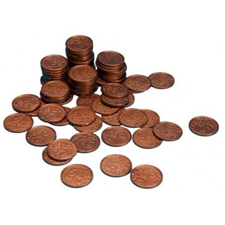 Nepgeld 5 eurocent munt