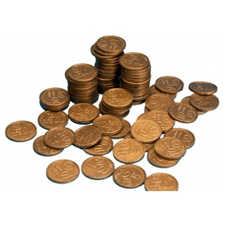 Nepgeld 10 eurocent munt