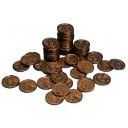 Nepgeld 50 eurocent munt
