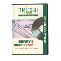 CD-Rom Berry4 Biedtrainer