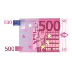 Speelgeld € 500