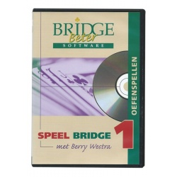 Speel Bridge 1 - met Berry Westra (cd-rom)
