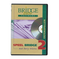 Speel Bridge 2 - met Berry Westra (cd-rom)