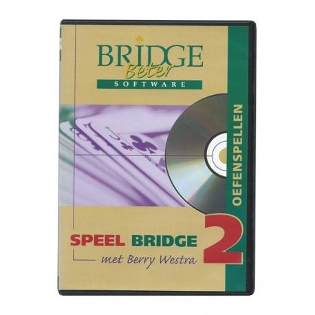 Speel Bridge 2 - met Berry Westra (cd-rom)