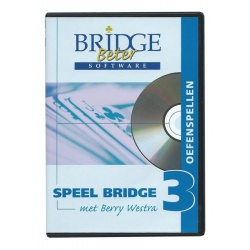 Speel Bridge 3 - met Berry Westra (cd-rom)