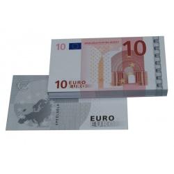 10 Euro biljetten speelgeld (100 biljetten)