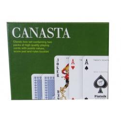 Klassieke canasta set