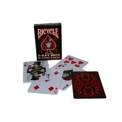 Bicycle Karnival ZRay deck