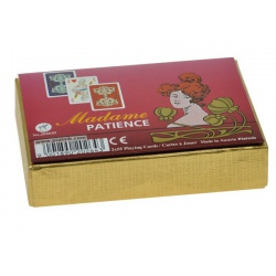 Madame Patience kaarten