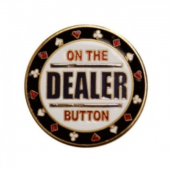 Cardprotector On the dealerbutton