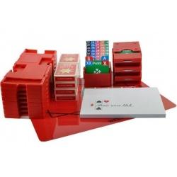 Startpakket Bridge met boards - rood