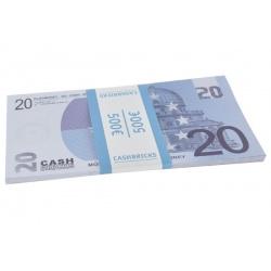 Euro Cash Brick €500