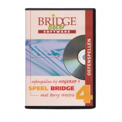 Speel Bridge 4 met Berry Westra (cd-rom)