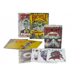 Bicycle Zombie set