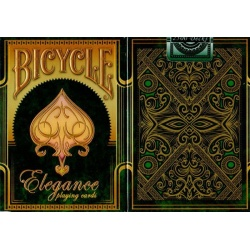 Bicycle Elegance Green
