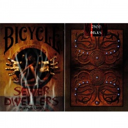 Bicycle Sewer Dwellers Limited Edition