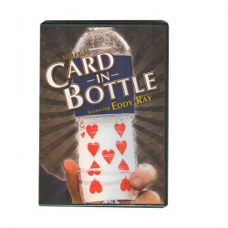 Appearing Card In Bottle