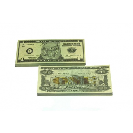 Mini Cash Brick $ 25