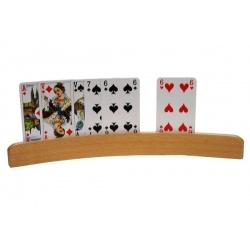Eenvoudige kaartenhouder
