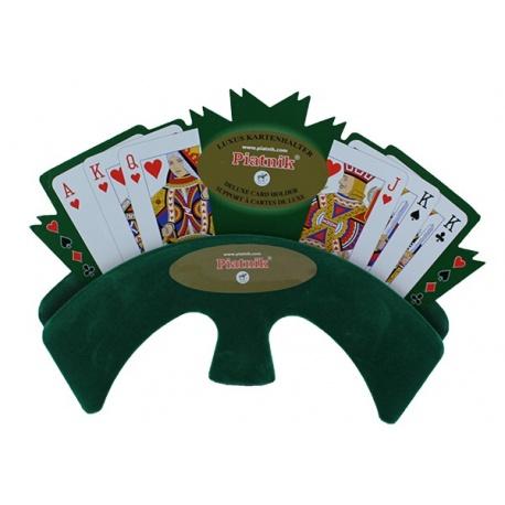 Luxe staande speelkaartenhouder
