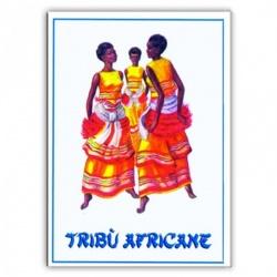 Pokerkaart Tribú Africana