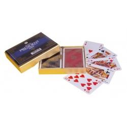 Speelkaartenset: President