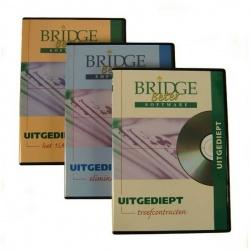 Complete serie Uitgediept (3 cd-roms)
