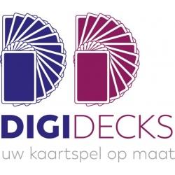 Planning pokerkaarten bedrukken met eigen ontwerp / logo