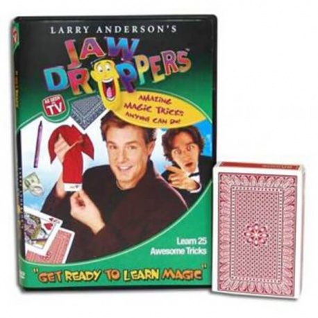 Larry Anderson's Jaw Droppers