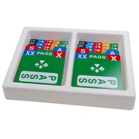 2 sets Duo Biedboxen