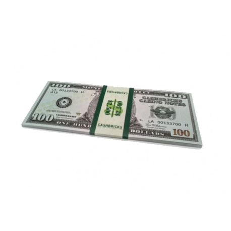 Cash Brick $2500