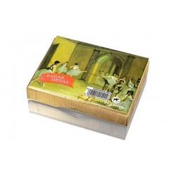 kaartenset: Degas