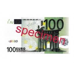 speelgeld € 100
