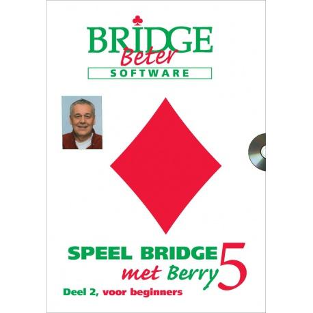 CD-Rom Speel bridge met Berry 5 Deel 2