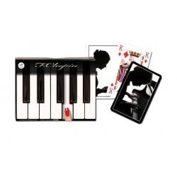 """Piatnik """"Chopin"""" speelkaartenset"""