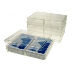 Plastic duo box voor speelkaarten