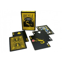 Bicycle Scorpion deck