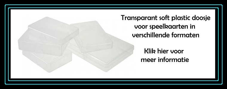 transparante doosjes